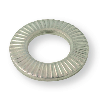 Contact washer 16x32 zinc-plated